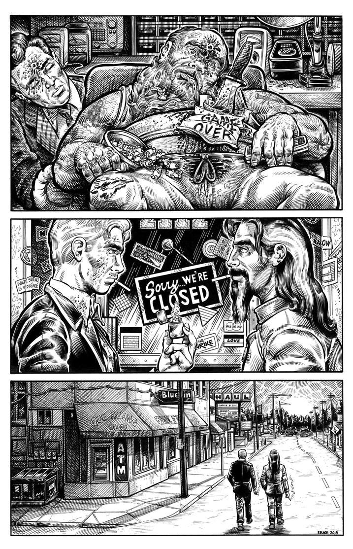 Mr. Kill: Russian Roulette, Page 10 by dalgoda7