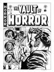 Vault of Horror #32 Cover Recreation