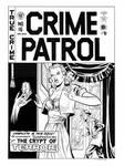 Crime Patrol #16 Cover Recreation