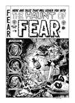Haunt of Fear #24 Cover Recreation