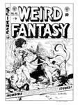 Weird Fantasy #21 Cover Recreation