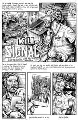 The Kill Signal, page 1 by dalgoda7