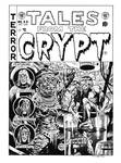 Tales From the Crypt #33 Cover Recreation