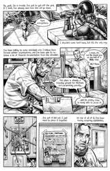 The Kill Signal, page 2 by dalgoda7