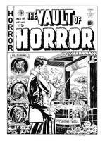 Vault of Horror #18 Cover Recreation by dalgoda7
