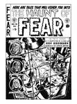 Haunt of Fear #16 Cover Recreation