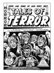 Tales of Terror Annual Cover Recreation