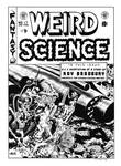 Weird Science #17 Cover Recreation