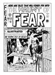 Haunt of Fear #15 Cover Recreation