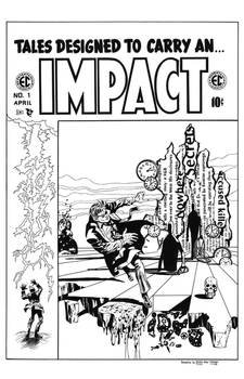 Impact #1/Nick Fury #7 Cover Recreation Mashup