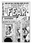 Haunt of Fear v1 #17 Cover Recreation