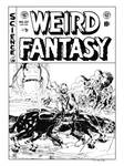 Weird Fantasy #23 Cover Re-Imagining