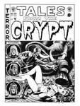 Tales From the Crypt #32 Cover Recreation