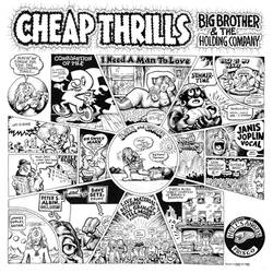 Cheap Thrills Album Cover Recreation by dalgoda7