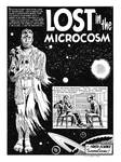 Weird Sci #12 'Lost in the Microcosm' recreation