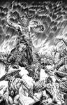 Conan the Conqueror inks