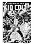 Kid Colt Outlaw #63 Cover Recreation