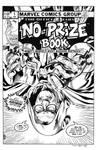 Marvel No-Prize Book Cover Recreation