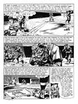 Haunt of Fear Foul Play End Page Recreation