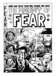 Haunt of Fear #12 Cover Recreation