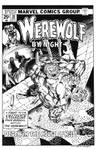 Werewolf By Night #35 Cover Recreation