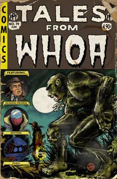 Whoa #19 Cover