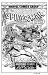 Amazing Spider-Man #141 Cover Recreation