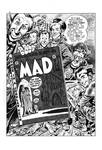 Mad #1 House Ad recreation