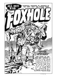 Foxhole #3 Cover Recreation