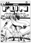 More Fun Comics #54 Cover Recreation