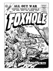 Foxhole #5 Cover Recreation