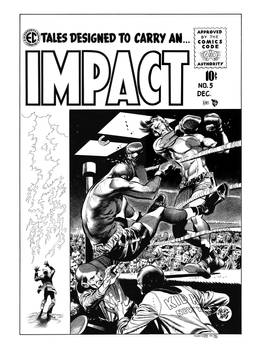 Impact #5 Cover Recreation