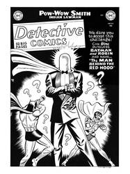 Detective #168 Cover Recreation