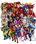 Legion of Super Heroes, Color