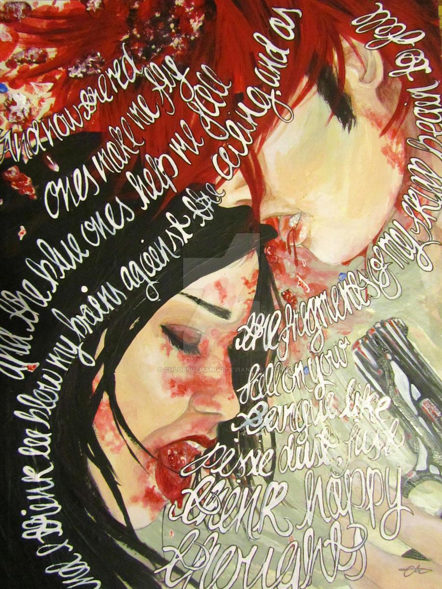 My Watercolor Romance By Mcrdeviantclub On Deviantart