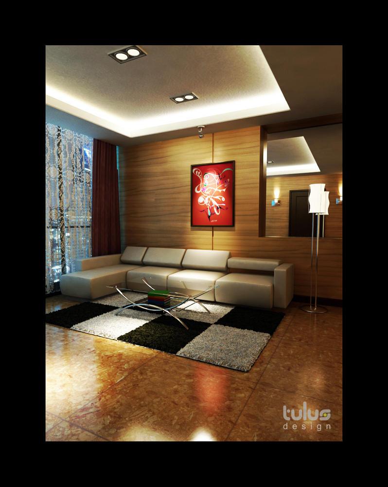ruang tamu by designgue on deviantart