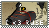 Ruse Stamp by Gaybies