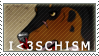 Schism Stamp by Gaybies