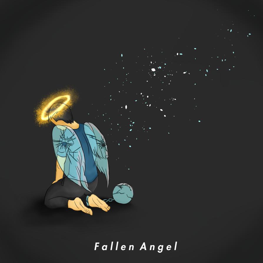 Fallen Angel by Jackattackart