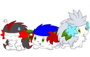 THE THREE POKE'MON HEDGEHOGS!!!!!!!!!!!!!!!!!!!! by SonicSilver2003