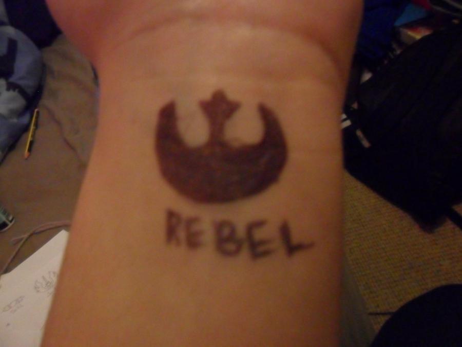 Rebel Alliance Tatoo By Eragonka1 On Deviantart