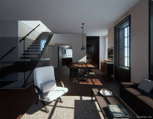 UE4 Fontana Moore Residence