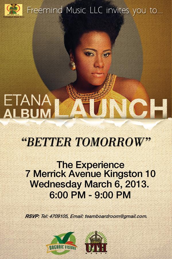 Etana album launch invite better tomorrow by arrdowblu on deviantart etana album launch invite better tomorrow by arrdowblu stopboris Gallery