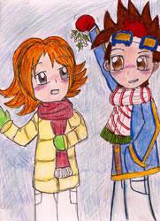 Tagiru Yuu and The Mistletoe