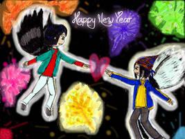 Happy New Year, KoujixKouichi