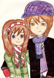 Merry Christmas, Cam and Lillian