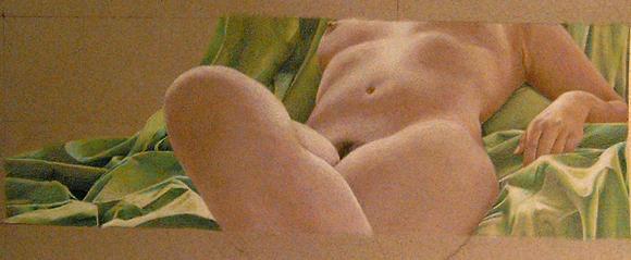 nude figure by Eyb0