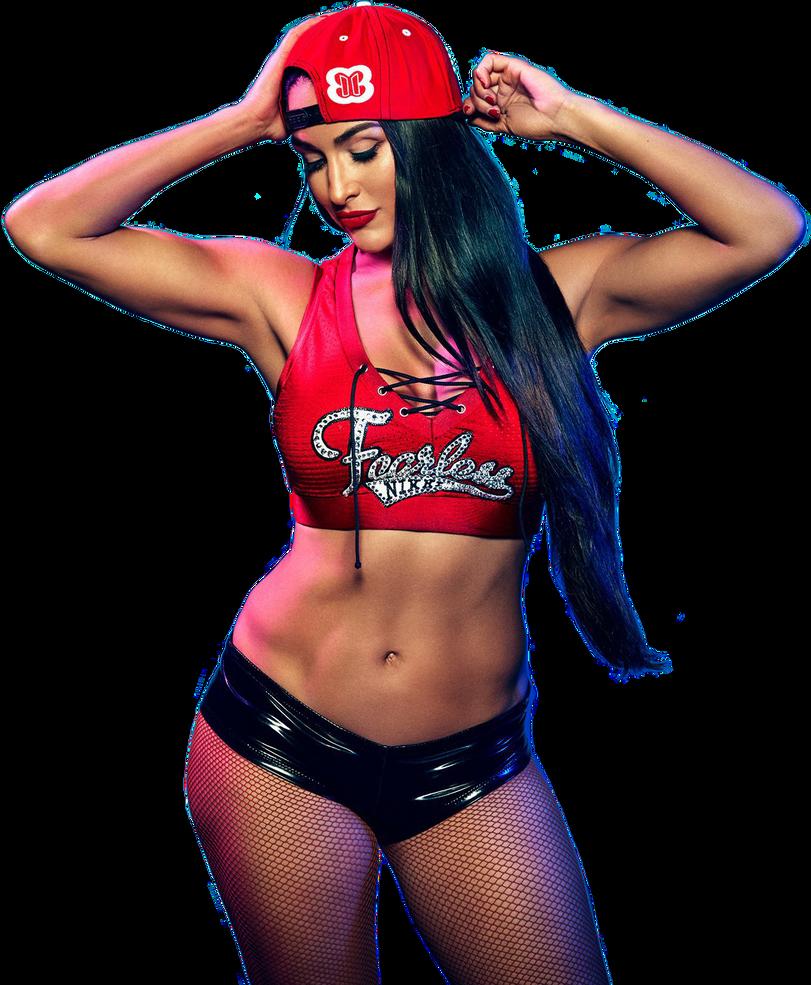 dae56109ec30 Nikki Bella WWE EVOLUTION png 2018 HD by LunaticAhlawy on DeviantArt
