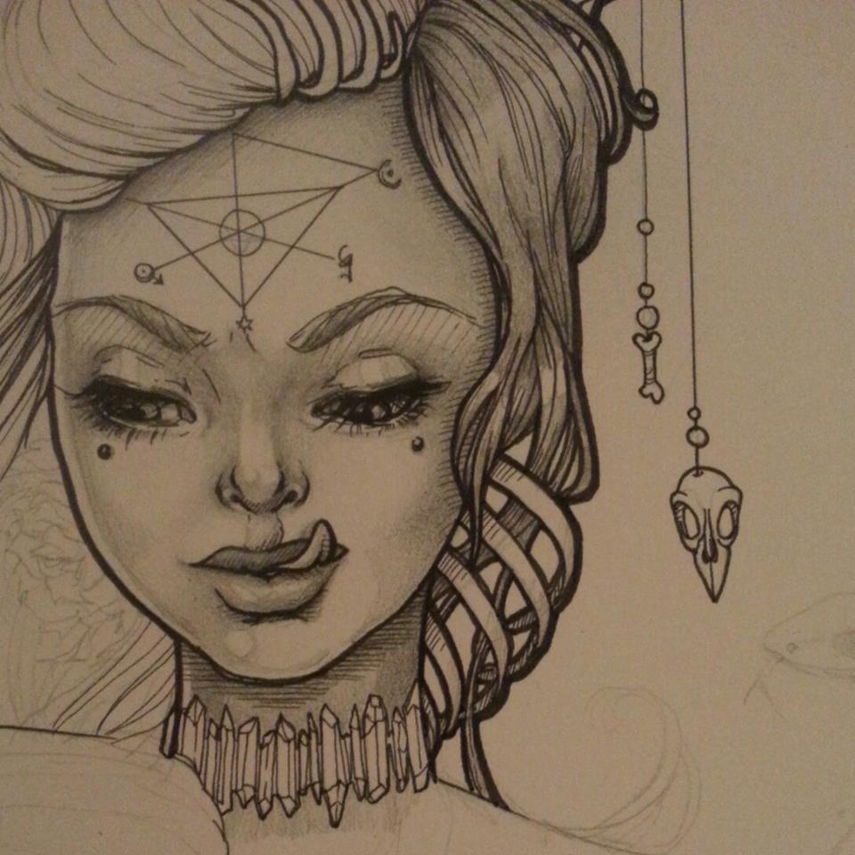 magick. by kerinewton