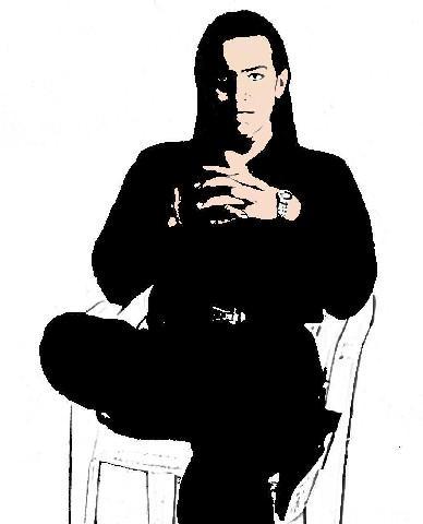 Myself... I hope You like it by DarksideLost